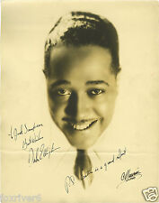 DUKE ELLINGTON Signed Photograph - Jazz Musician / Bandleader preprint