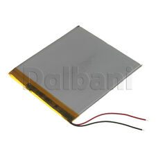New 3.7V 3500mAh Internal Li-ion Polymer Built-in Battery 98x83x3mm 29-16-0660