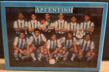 VHTF COLLECTIBLE MINI PUZZLE BY FIFA WORLD CUP USA 1994 ARGENTINA NATIONAL TEAM