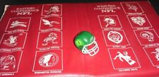 VINTAGE NCAA MINI OREGON DUCKS GUMBALL VENDING FOOTBALL HELMET