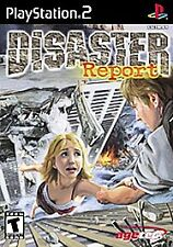 Disaster Report (Sony PlayStation 2, 2003)