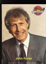John Fisher Genii Magicians Magazine Feb 1991 - contents in post