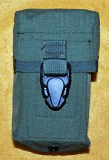 Mag Pouch Double OD Olive Drab Designated Marksman 308 7.62 Springfield