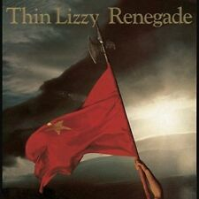 THIN LIZZY RENEGADE: 180 GRAM VINYL LP (December 8, 2014) OFFICIAL With Mp3 NEW