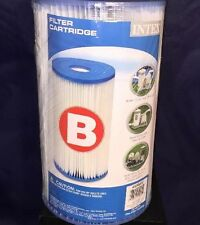 Brand NEW Intex 59905E Type B Pool Filter Cartridge Summer Swiming Pool