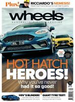 Wheels Magazine May 2020 - Hot Hatch Heroes