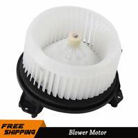 AC Heater Blower Motor w/Fan Cage For 2006-2016 Toyota Corolla Matrix Prius Rav4