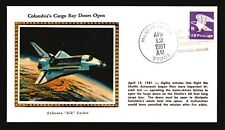 Columbia 1981 April Trip Flight Covers - Colorano Set of 6 - M461