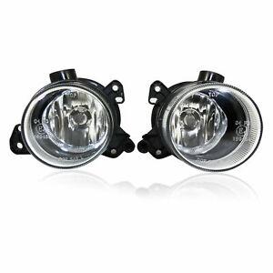 MERCEDES VITO W447 R CLASS W251 GL X164 W204 SLK R172 W221 CLEAR FOG LIGHTS