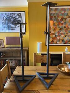 Samson MS200 Studio Monitor Speaker Stands (Pair)