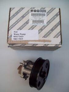 Fiat Doblo Water Pump 55272433