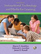 Instructional Technology and Media for Learning (9th Edition)-ExLibrary