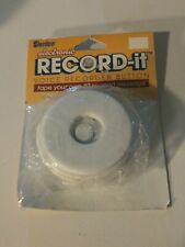Electronic Record-It Voice Recorder Button