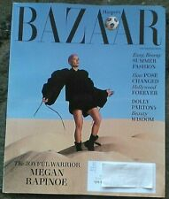 Harper's Bazaar Magazine June/July 2021 with MEGAN RAPINOE on cover BRAND NEW