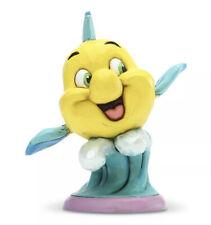 New ListingJim Shore Disney Traditions Flounder Personality Pose Figurine 6005955 New