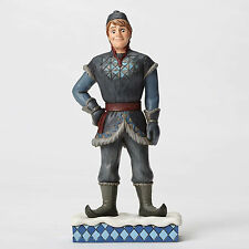 Jim Shore Disney Traditions Kristoff from Frozen 4051986 Kindhearted RETIRED NEW