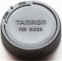 Genuine Tamron Rear Lens Cap For Nikon F AI AIS AF AFS LF1 Mount Lenses