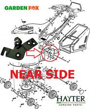 Hayter Genuine 435017W Left Hand Bracket Handle Bar