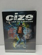 Cize The End of Exercize - Shaun T Dance Workout Exercise (DVD, 2015) New Sealed