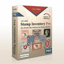 Stecotec Stamp Inventory Pro - The Collecting Software for Your Stamps - Program