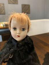 Circa 1950 Vintage American Character Toni/Ideal Doll + Huge lot clothes.
