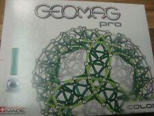 GEOMAG pro Color Magnetbaukasten-Spielzeug-Magnet-Spiel-Magnetspielzeug-66 Teile