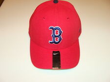 Boston Red Sox MLB Baseball Hat Cap Dri Fit Wool Classic Adjustable OSFM