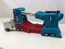 Transformers G1 Ultra Magnus Hasbro Takara Vintage Generation 1 Ref 2