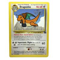 Dragonite #5 Black Star Promo Pokemon Card - Near Mint - First Movie - WOTC 1999
