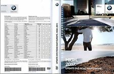 BMW Navi DVD 2017 Europa High E39, E46, E52, E53, E65, E66, E83, E85, E86