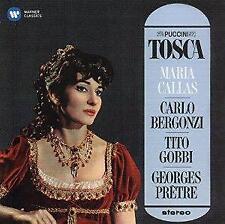 Maria Callas - Puccini: Tosca (1964) (NEW 2CD)