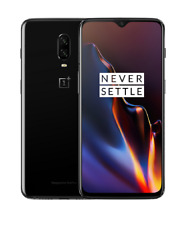 OnePlus 6T  8 GB RAM, 256 GB Memoria, Nero Midnight Black
