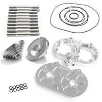 20cc For Pro Design Cool Head Domes O-rings Studs Kit Fit Yamaha Banshee 350 All
