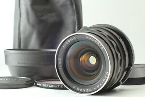 【N MINT+++ w/ HOOD】 Mamiya Sekor C 50mm f4.5 Lens for RB67 Pro S SD From JAPAN