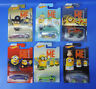Mattel Hot Wheels / Minions Serie / Auswahl an Cars
