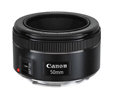 Canon EF 50mm F/1.8 STM Lens New -Free shipping