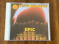 Epic and Other Hits by Faith No More (CD, Oct-2005, Flashback Records)