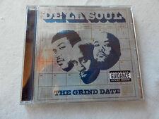 DE LA SOUL The Grind Date CD Musicale