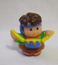 Fisher Price Little People DRUMMER BOY for NATIVITY CHRISTMAS STABLE Baby Jesus