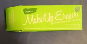 Original MakeUp Eraser Reusable Washable Cloth NEON GREEN 1 ct NIB