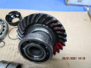 BMW R26 & R27 Rear Drive Gears,w/ Misc Parts  C421