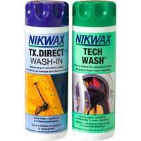 Nikwax Tx. Direct Wash In Wash In Waterproofer 300 ml.