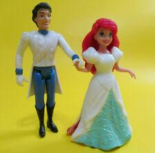 Polly Pocket Magic Clip Princess Doll Ariel Little Mermaid Prince