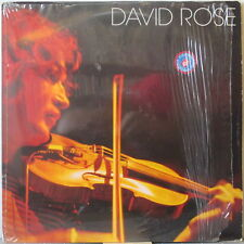 DAVID ROSE Distance Between Dreams LP Violin-based Jazz-Rock OG—Transit Express