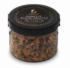 Minced Black Truffle (1.74 Oz) TruffleHunter - Vegan, Kosher, Non GMO, No MSG