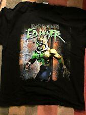 New listing Vintage Iron Maiden 1999 Ed Hunter Tour T Shirt Xl *Never Worn*