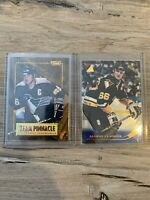 1996-97 Pinnacle Team Mario Lemieux Peter Forsberg #2 + 95-96 Rink Collection!