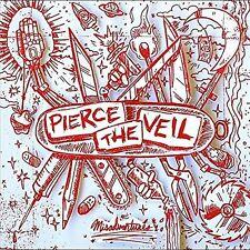 PIERCE THE VEIL - MISADVENTURES (DELUXE EDITION )   CD NEUF