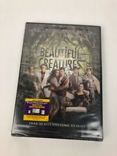 Beautiful Creatures (DVD, 2013, Includes Digital Copy UltraViolet) NEW Fast Ship