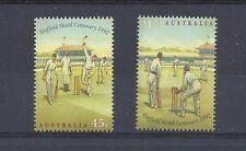 Australia 1992 Centenary of Sheffield Cricket Stamp Set